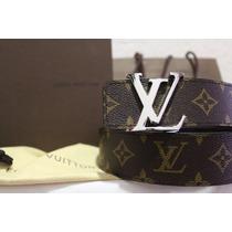 Louis Vuitton Cinturones Hombre
