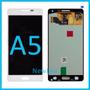Tela Display Touch Galaxy A5 Sm-a500 Branco Preto Dourado