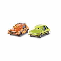 Grem Y Acer En Problemas Disney Cars Mattel Juguetes