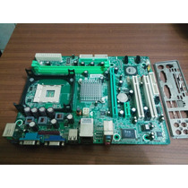 Mother Biostar P4m900-m4 Socket 478 Ddr2 Pci-e Sata Unico