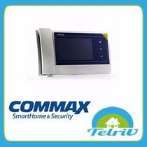 Monitor Para Portero Visor Color Commax Cdv-70k 7 Pulgadas