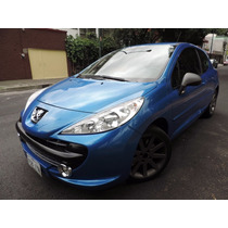 Peugeot 207 Rc Turbo Piel Impecable Oportunidad 85000kms