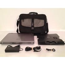 Laptop Fujitsu Lifebook N Series 17, Cooler Y Maletín Targus