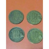 Numismatica La Moneda De 10 Del 48/49/50
