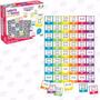 Lotería De Tablas Juego Didáctico Biyú Bu36004 Colibrí Games