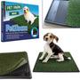 Baño Ecologico Portátil Mascotas Perros Gatos Y Otros