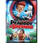 Dvd: Mr. Peabody & Sherman La Pelicula