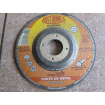 Kit 3 Discos Para Metal Austromex. No Dewalt, Makita
