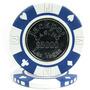 Marca Poker Jackpot Con Incrustaciones De Monedas Fichas