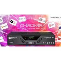 Alphasat Chroma Hd Wi-fi Conversor Digital Isdb-t