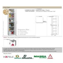 Despensero 1 Puerta Maxi Dis5blcentro Estant