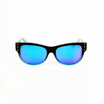 Anteojos De Sol Six Eyewear - Emerald Blue