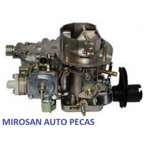 Carburador Opala / Caravan / Pick-up / Veraneio - Motor 4.1