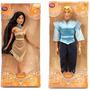 Princesa Pocahontas Y Principe John Smith Disney Store