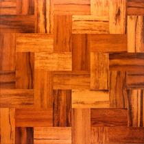 Ceramico Simil-madera 35x35 Cm Marca Lourdes 1ra Calidad