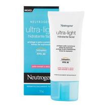 Neutrogena Ultra-light Hidratante Facial Fps30 Pele Normal