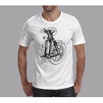 Camisetas Harley Davidson Motos Motocycle Motociclista