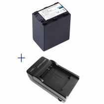 Kit Bateria Np-fv100 Sony + Carregador P Sony Dcr-sr68