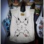 Ecobag Bolsa Mão Feminina Croche Crochê Crochet Boho Praia