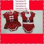 Body Bebê Natal Menino Ou Menina - Tamanhos P / M / G /gg
