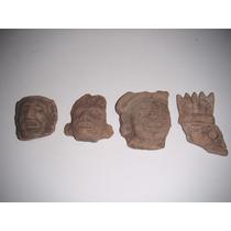 Reliquias: Caras De Barro Totonacas
