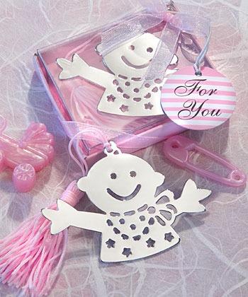 Recuerdos Para Baby Shower Separadores De Bebs Nia Nio