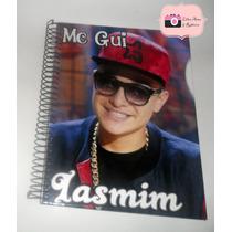 Caderno Personalizado Com O Nome Do Mc Gui De 1 Materia