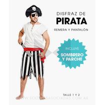 Disfraz De Pirata Para El Novio - Despedida De Soltero T2