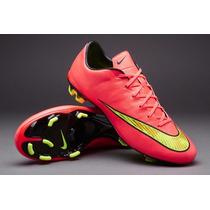 Nike Mercurial Veloce Ii Fg Soccer Futbol Football