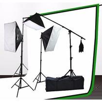 Nuevo Set Fotografico Estudio Fondo Fotografia Luz Ilumina