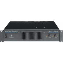 Behringer Ep4000 Amplificador Power Profesional 4000 Watts