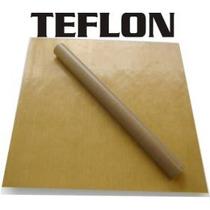 Tela Teflon 50x50cm Con Adhesivo