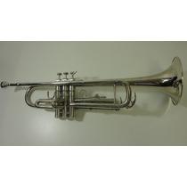 Trompete Jahnke Jtr001nq Sib Niquelado C/ Estojo - 17801