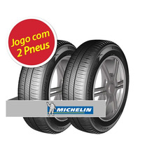 Kit Pneu Aro 14 Michelin 185/60r14 Energy Xm2 82h 2 Unidades