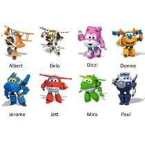 Super Wings Coleção Mini - Discovery Kids Coleção