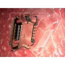 Conector Micro Usb 5 Pin Centro Carga Tablet Polaroid Lenovo