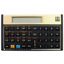 Calculadora Financeira Hp 12c Gold Original Lacrada - Oferta