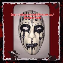 Mascara, Slipknot , Joey Jordison, Disfraz, Halloween.