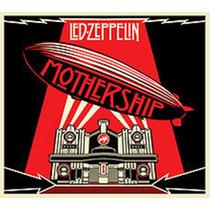 Cd Led Zeppelin Mothership Duplo Lacrado Hard Rock, Heavy