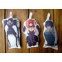3 Personajes Death Note L Misa Ryuk Pack Muñecos Colgantes