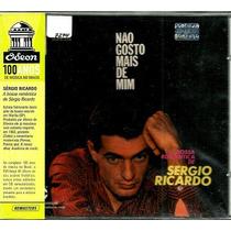 Cd / Sergio Ricardo (1960) A Bossa Romântica