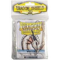 Micas Dragon Shield Standard Blanco Brillante Magic Pokemon