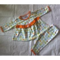 Conjunto De Pijamas Bebés Recién Nacidos Talla1 Para Niña