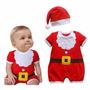 Macacão Fantasia Baby Noel Importado Pronta Entrega!