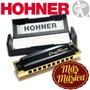 Hohner M566 Armónica Diatónica Cross Harp; 20 Voces