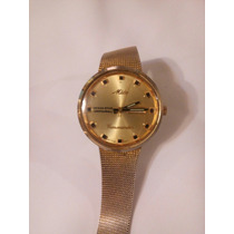 Reloj Mido Commander Ocean Star Datoday Raro 18k S0481 Envio