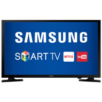 Smart Tv Led 43 Samsung Full Hd, Wifi, Hdmi E Usb - 43j5200