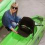 Asiento Rigido, Reclinable, Para Todos Los Modelos De Kayak
