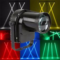 Foco Haz De Luz Led Pinspot P/ Bola Espejada Spot De 1 Color