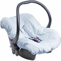 Capa De Bebê Conforto Little Bear Azul E2220 - Hug